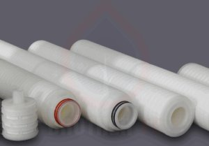 membrane pleated water filter