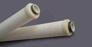 fiberglass pleated water filter