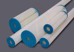 Pleated Polyester Cartridge Filter