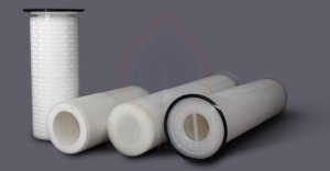 bag pleated water filter