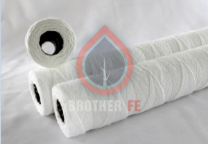 cotton string wound filter