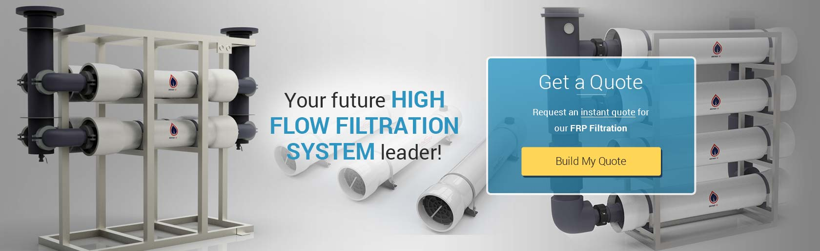 FRP Filter Housing | Water Filter Housings Manufacturer - Brother