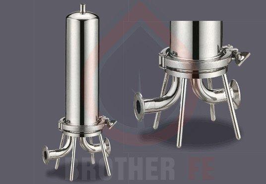 sanitary housing filter