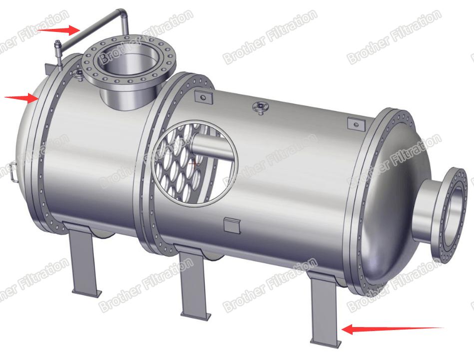 filter housing6
