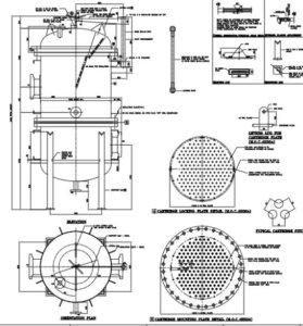Cartridge filter housings