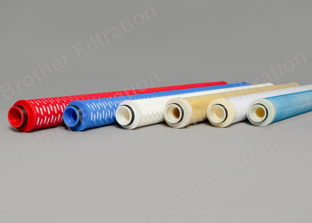 OP series pleated filter cartridge