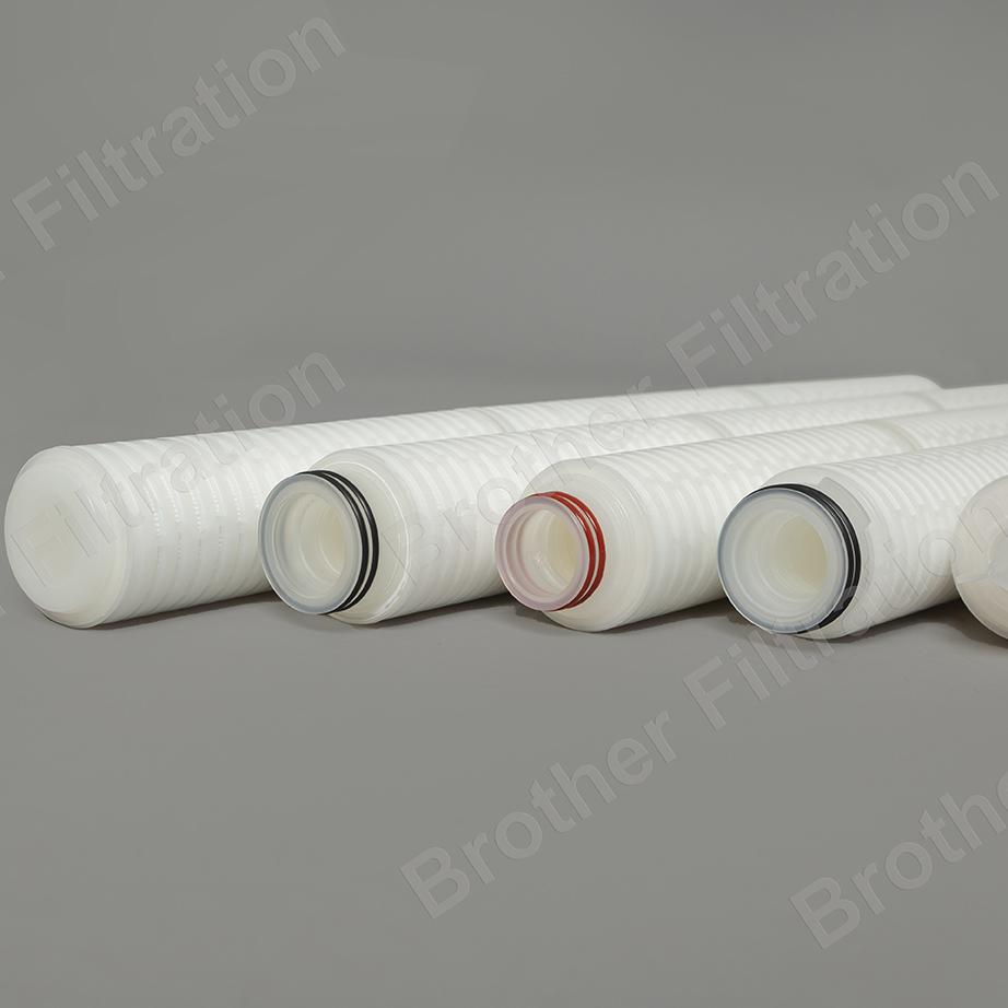 pes& hydrophilic pes & PTFE, Membrane Filter Cartridge