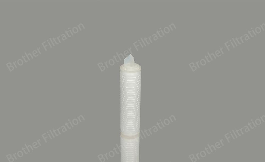 DeltaMax Membrane Nylon Pleated Cartridge Filter