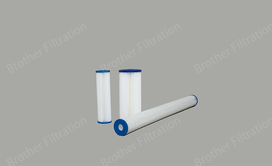 ProClean Polyester Pleated Cartridge Filter