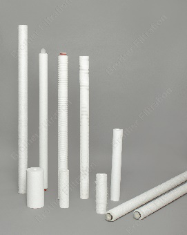 How to choose reliable melt blown cartridge filter manufacturer