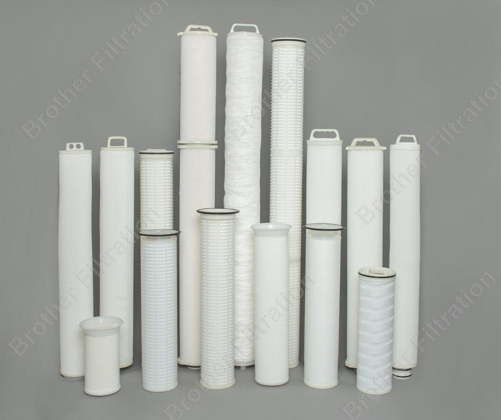 High Flow Cartridge Filter series