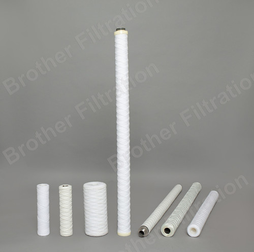 Are string wound Filter Cartridge better