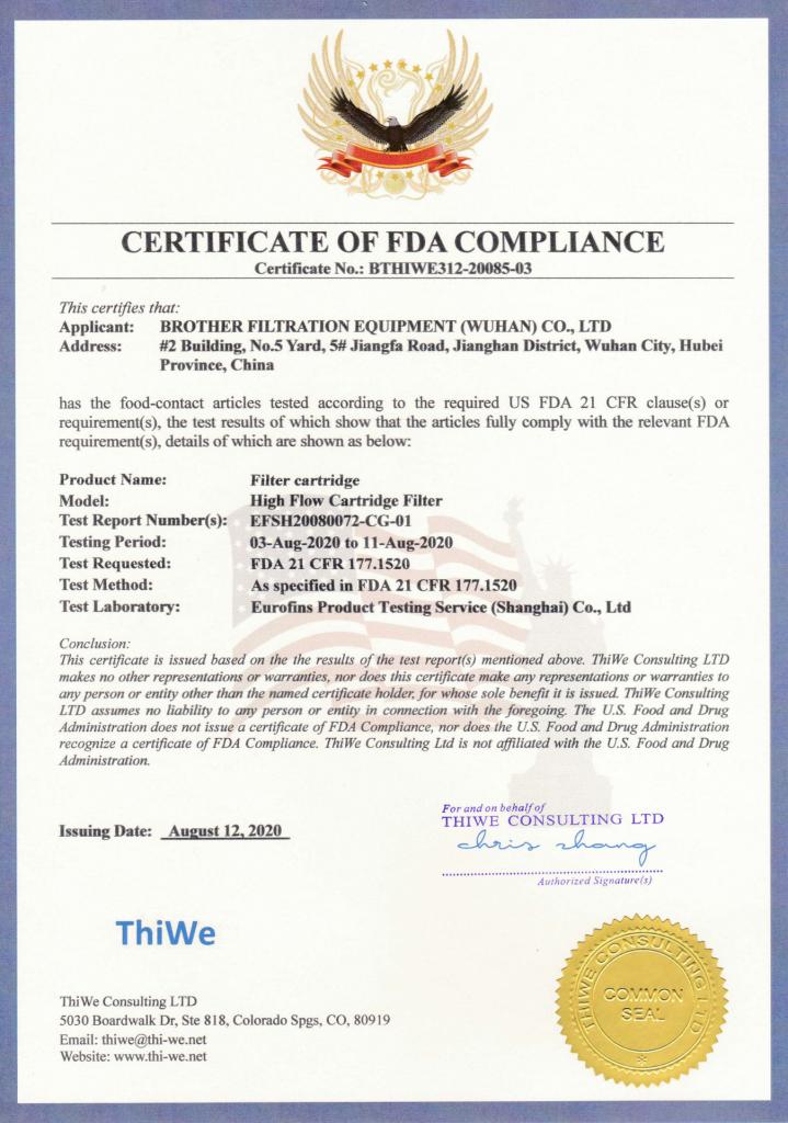 FDA certificate for high flow cartridge_00